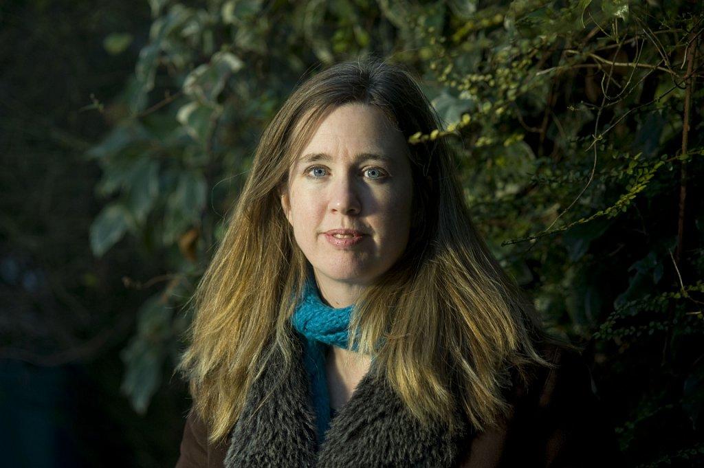 Petra McQueen, author