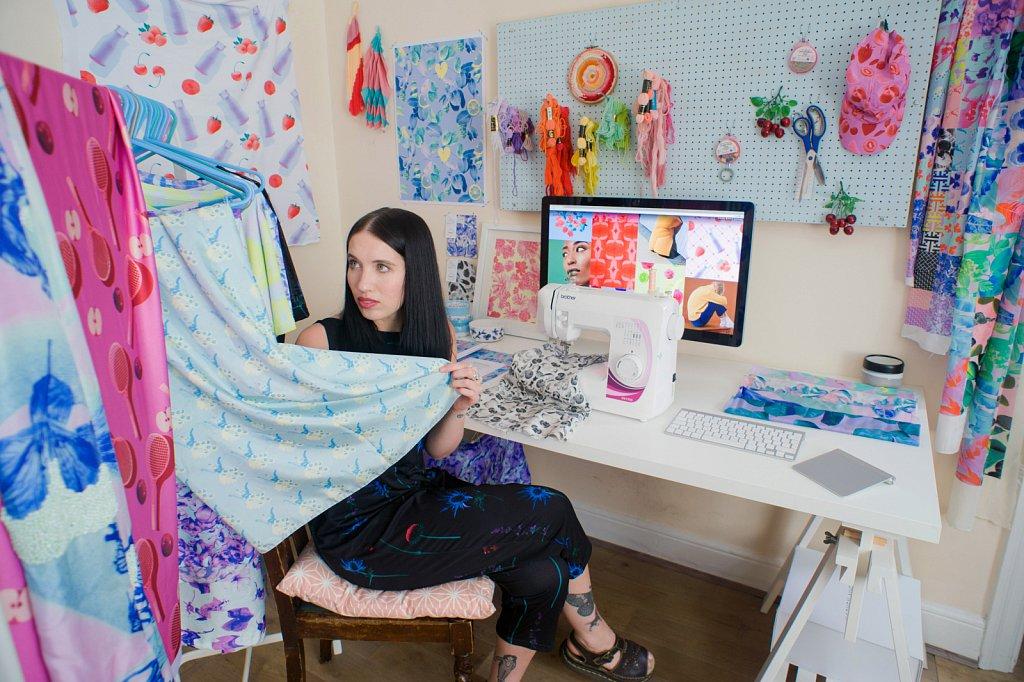 Rhianna Ellington, Designer