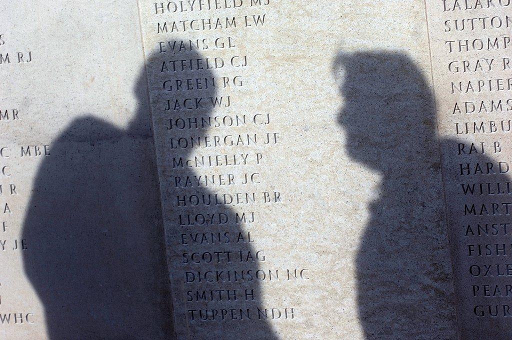 Alrewas Memorial, Staffordshire