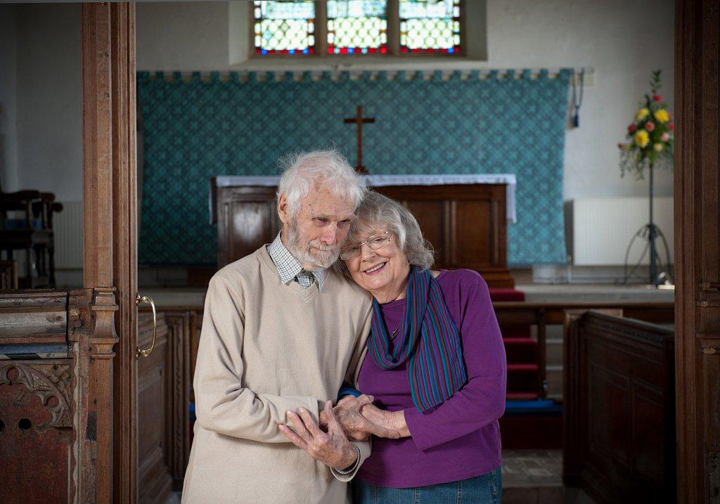 Roy & June Begbie
