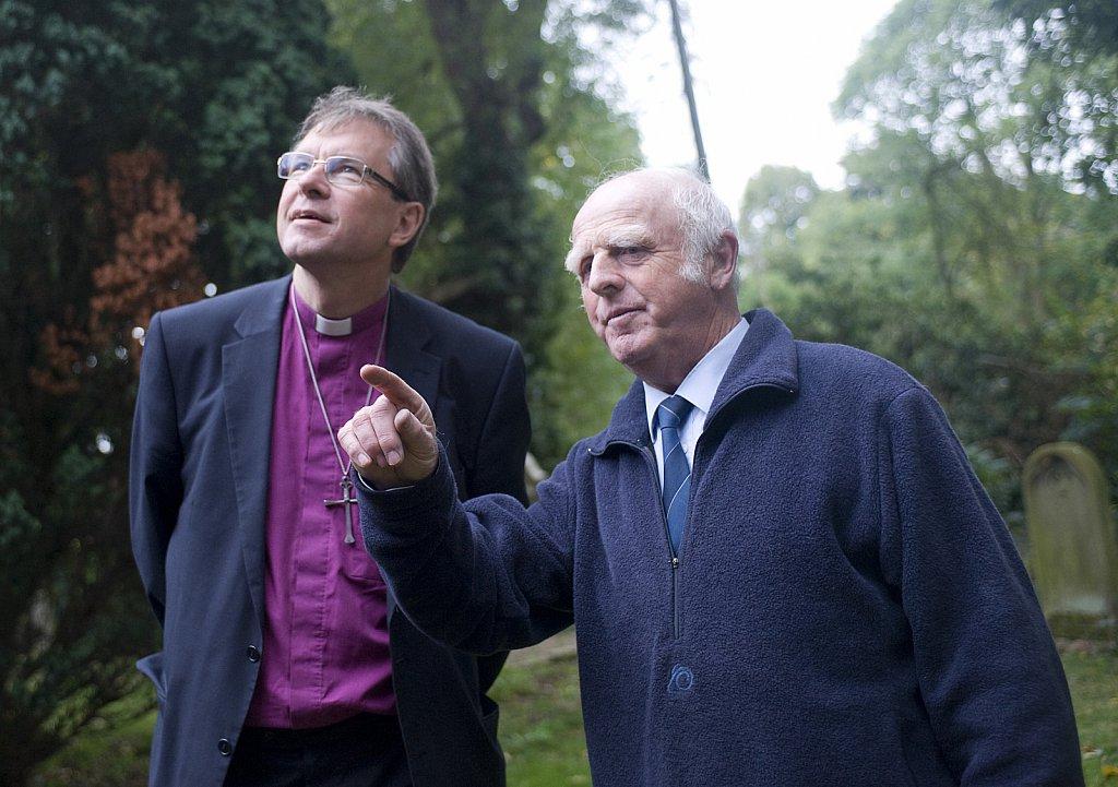 SPAB Holy Trinity Rededication