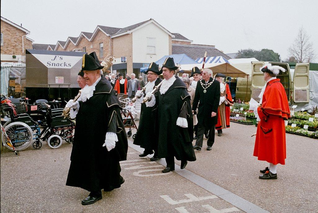 St Winnolds Day, Downham Market
