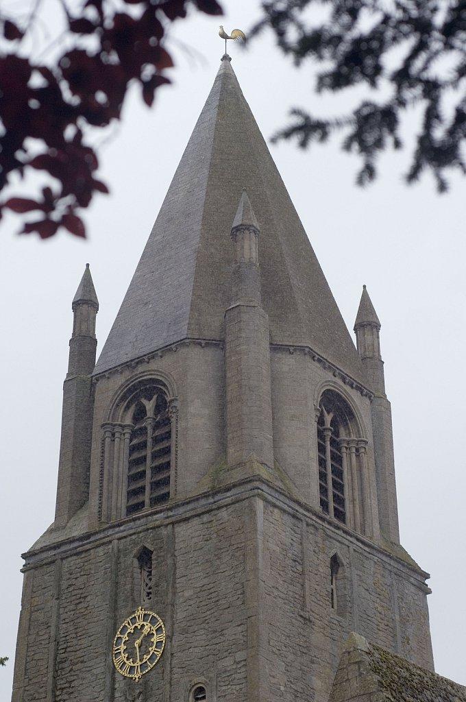 St John the Baptist Church,Barnack