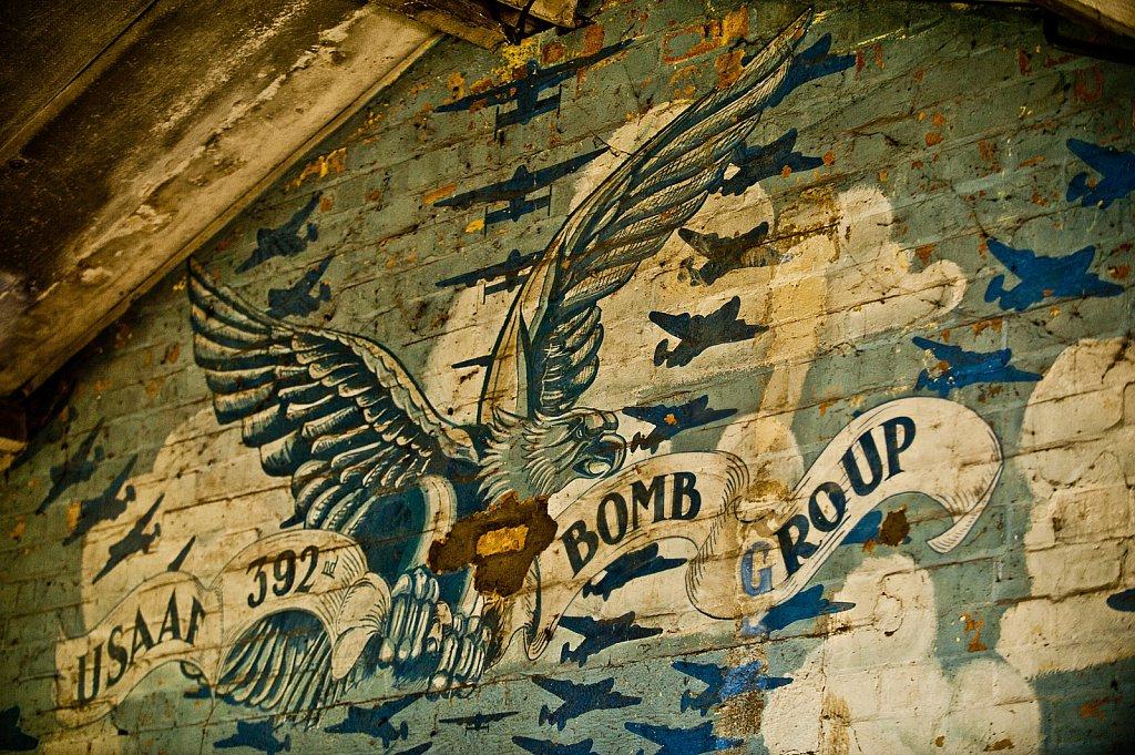 USAAF Aircrew Murals