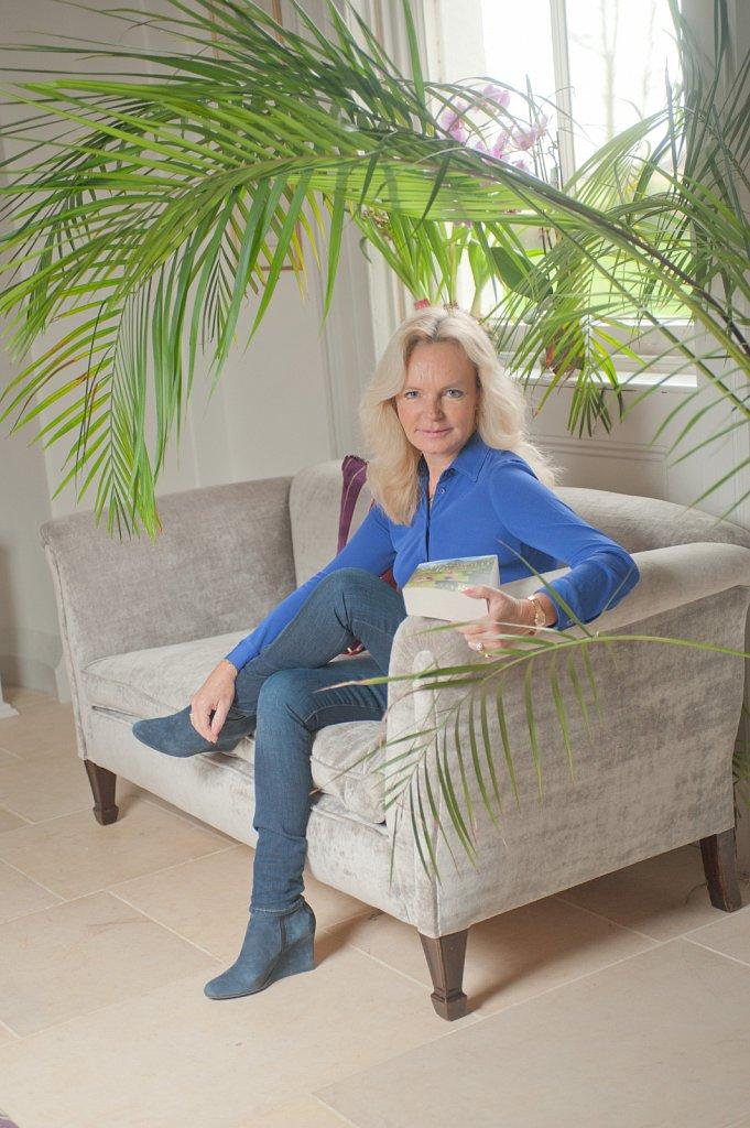 Author Lucinda Riley