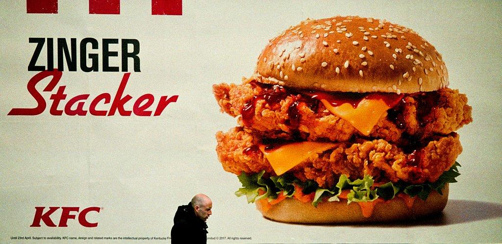 KFC Shortages Continue