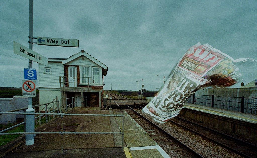 Shippea Hill  Rail Station, Cambridgeshire
